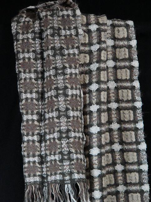 4 Block Deflected Double Weave